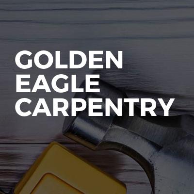 Golden eagle carpentry