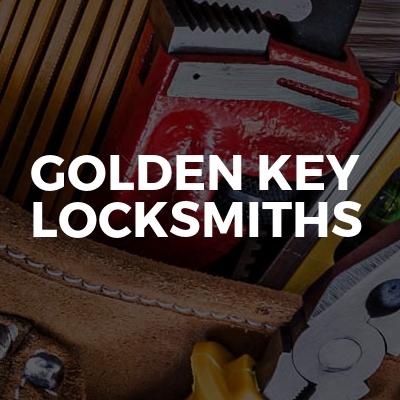 Golden key locksmiths