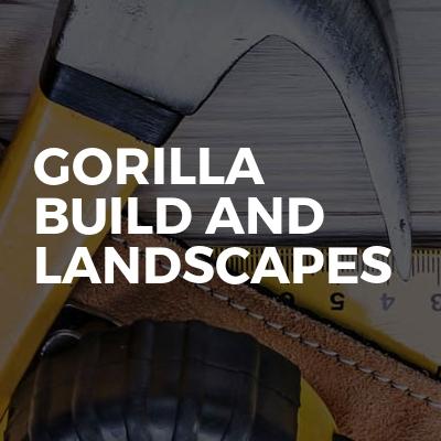Gorilla build and landscapes