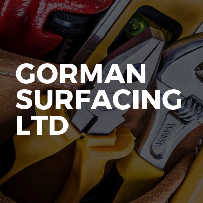 Gorman Surfacing Ltd