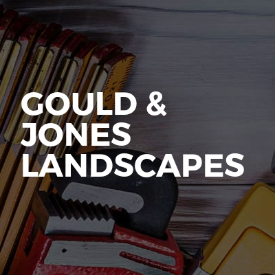 Gould & jones landscapes