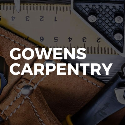 Gowens Carpentry