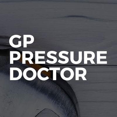GP PRESSURE DOCTOR