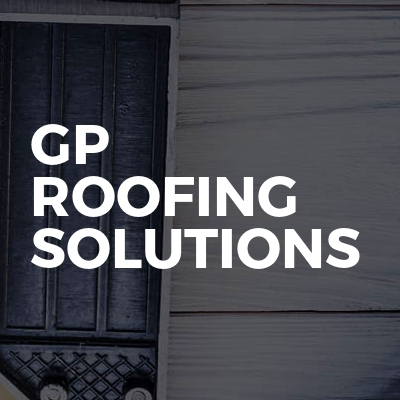 GP Roofing Solutions