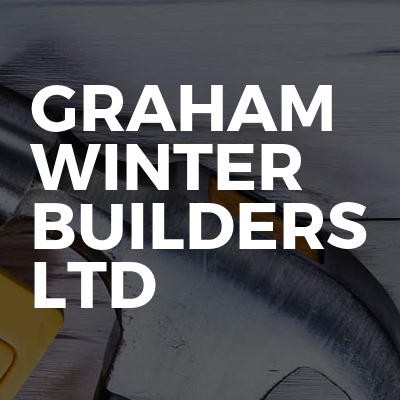 Graham Winter Builders Ltd