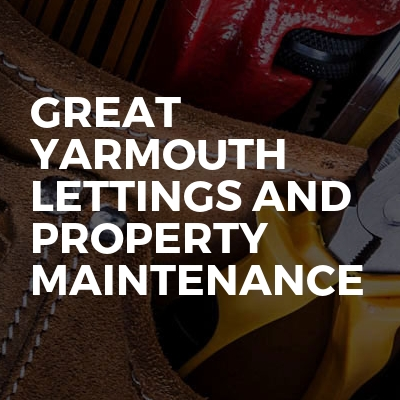 Great Yarmouth Lettings And Property Maintenance