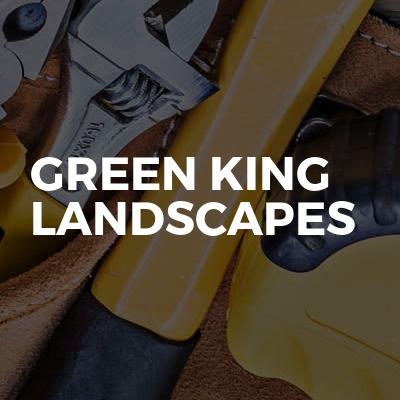Green king landscapes