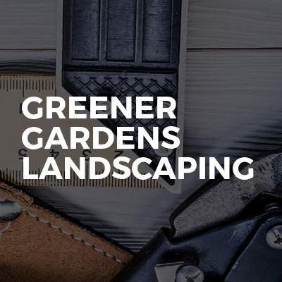 Greener gardens landscaping