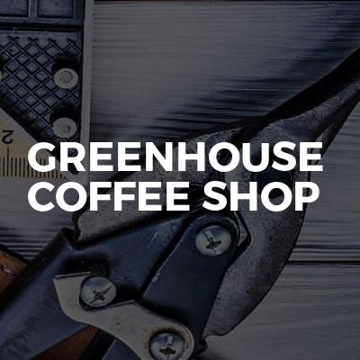 Greenhouse coffee shop