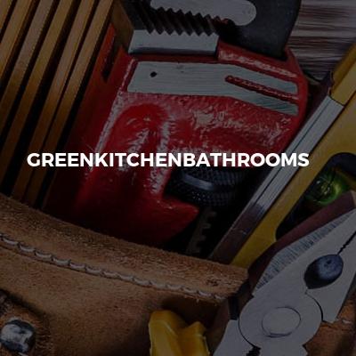 Greenkitchenbathrooms