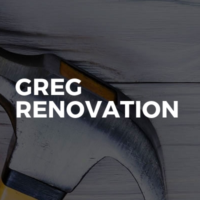 Greg Renovation
