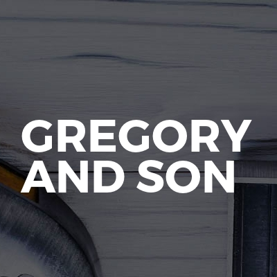 Gregory and son