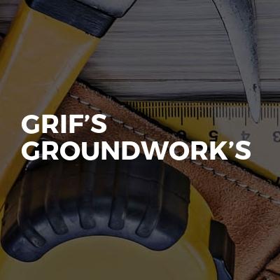 Grif's Groundwork's
