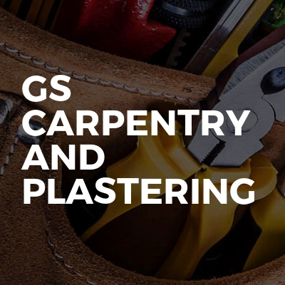 GS Carpentry And Plastering