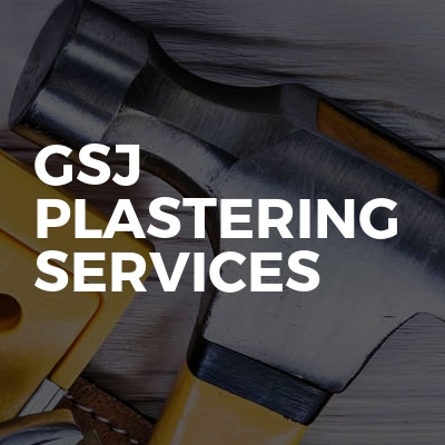 Gsj Plastering Services