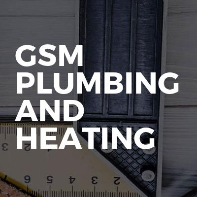 Gsm plumbing and heating