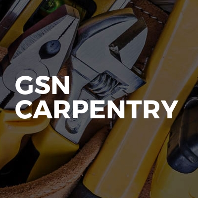 GSN carpentry