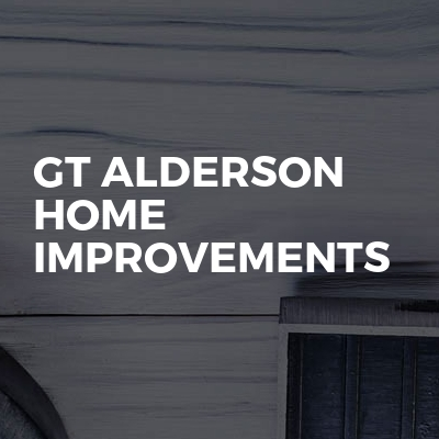 GT Alderson Home Improvements