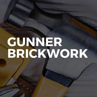 Gunner Brickwork