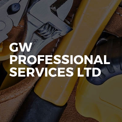 GW PROFESSIONAL SERVICES LTD