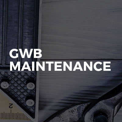 GWB Maintenance