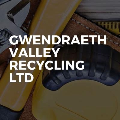 Gwendraeth Valley Recycling Ltd