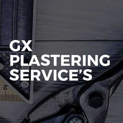 Gx Plastering Service's