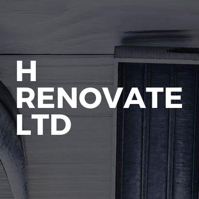 H Renovate LTD