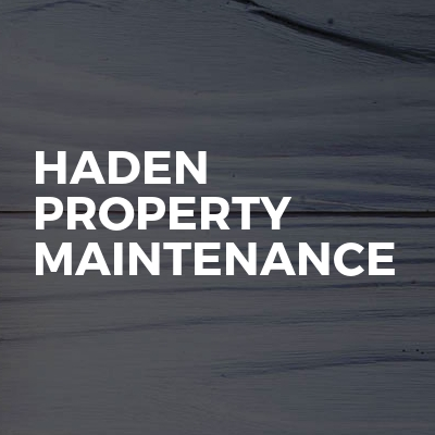haden property maintenance
