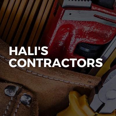 Hali's Contractors