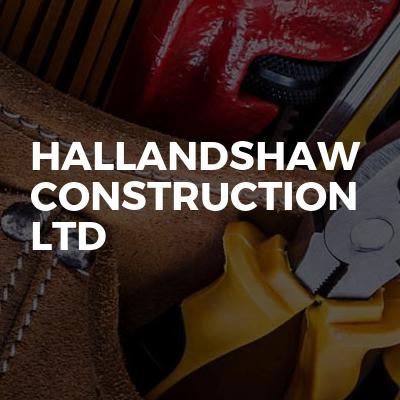Hallandshaw Construction Ltd