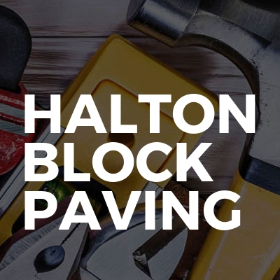 Halton Block Paving