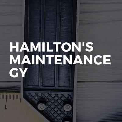 Hamilton's Maintenance Gy