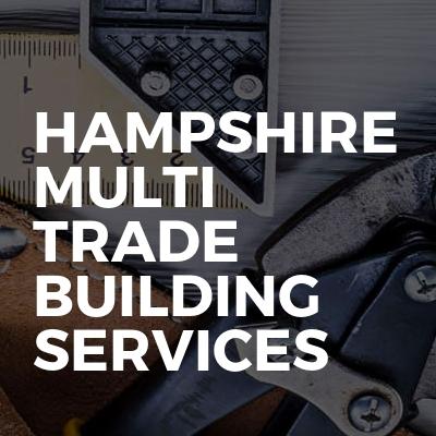 Hampshire multi trade building services