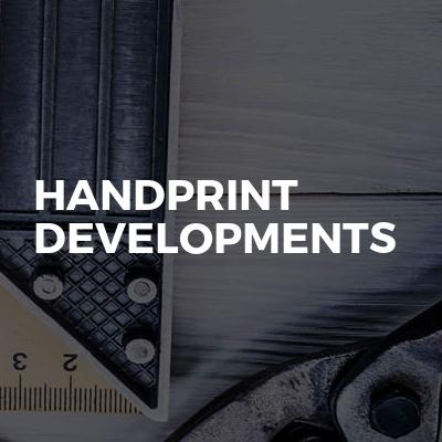 Handprint developments