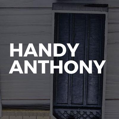 Handy Anthony