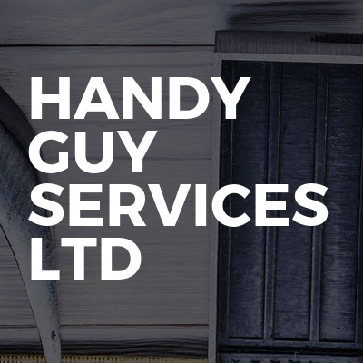 Handy Guy Services Ltd