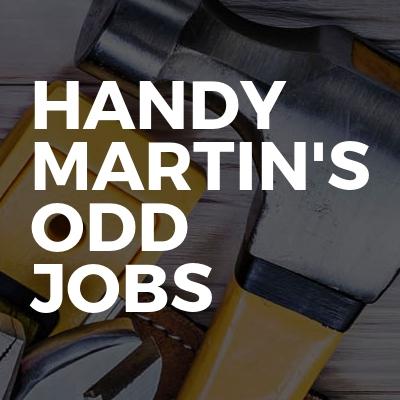 Handy Martin's Odd Jobs