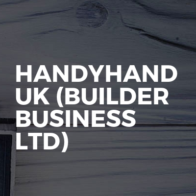HandyHand UK (Builder Business LTD)