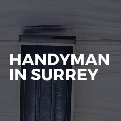 Handyman in surrey