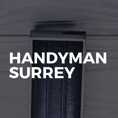 Handyman Surrey