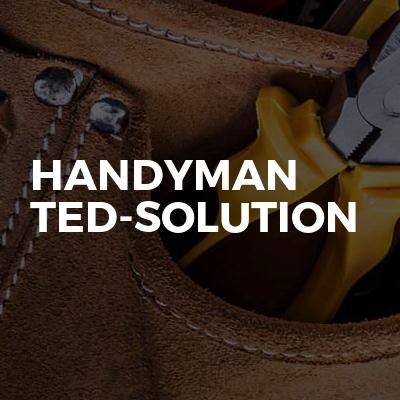 Handyman Ted-solution