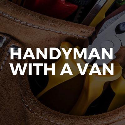Handyman With A Van