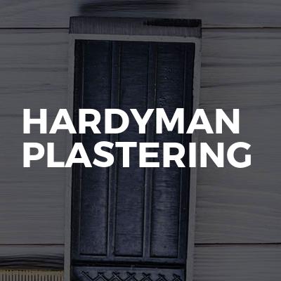 HardyMan Plastering