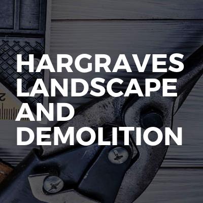 Hargraves Landscape And Demolition