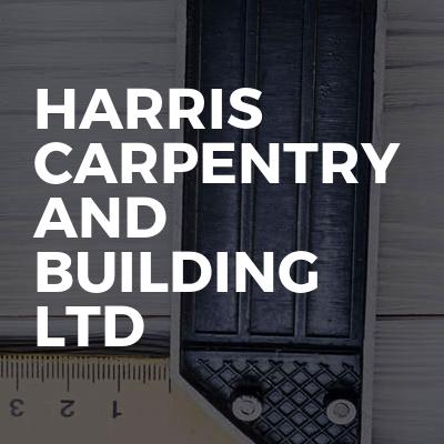 Harris carpentry and building ltd