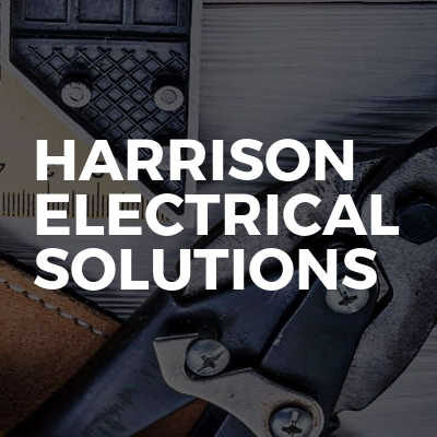 Harrison electrical solutions