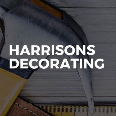 Harrisons Decorating