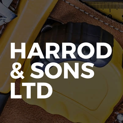 Harrod & sons ltd