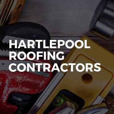 Hartlepool roofing contractors